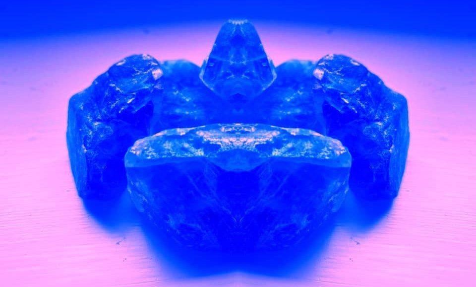Atlantis blau 31