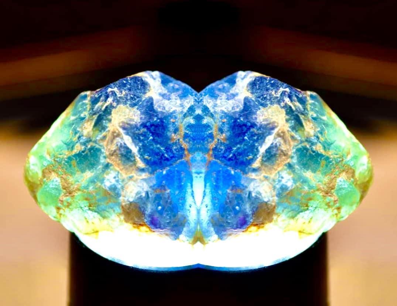 Atlantis blau 12