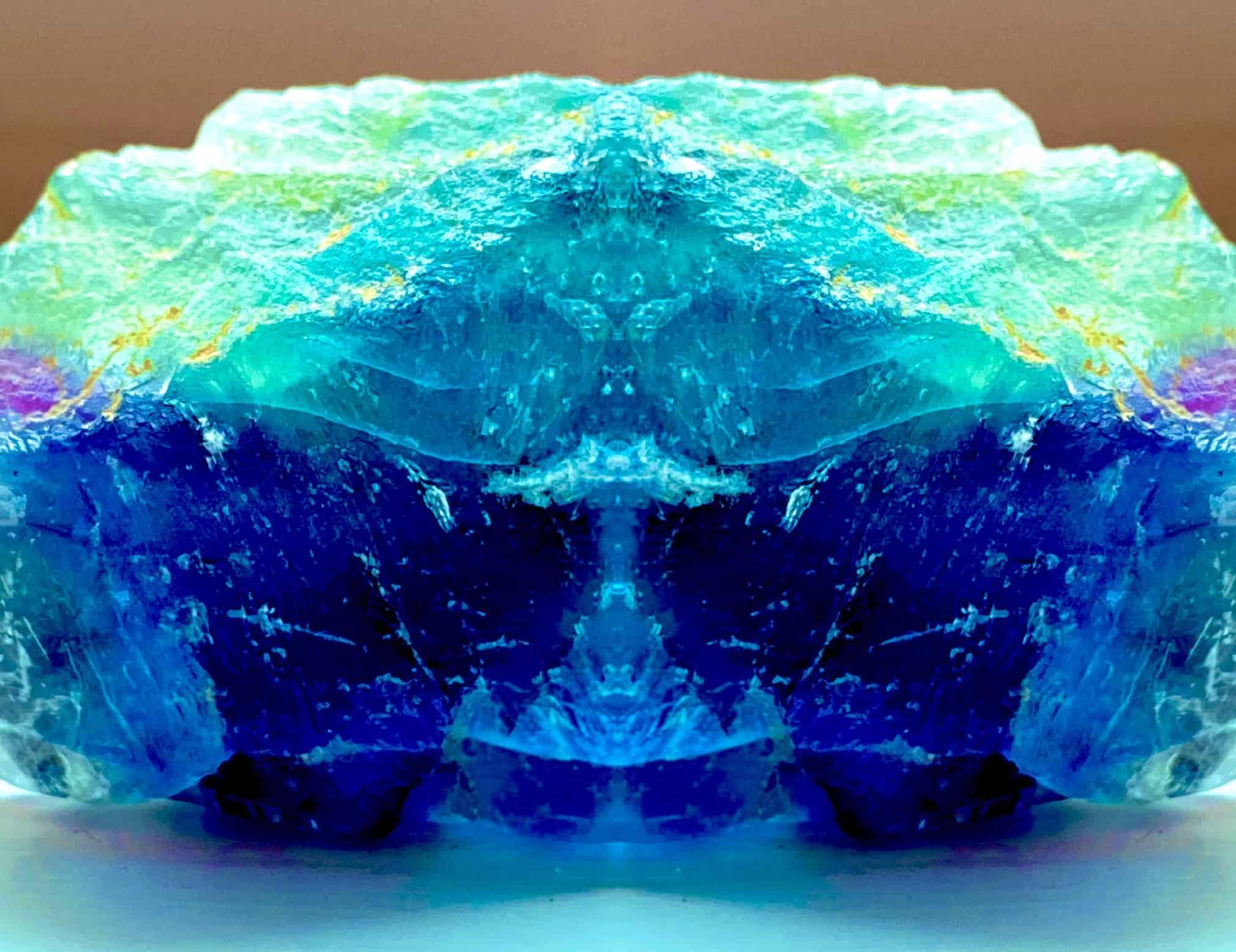 Atlantis blau 18