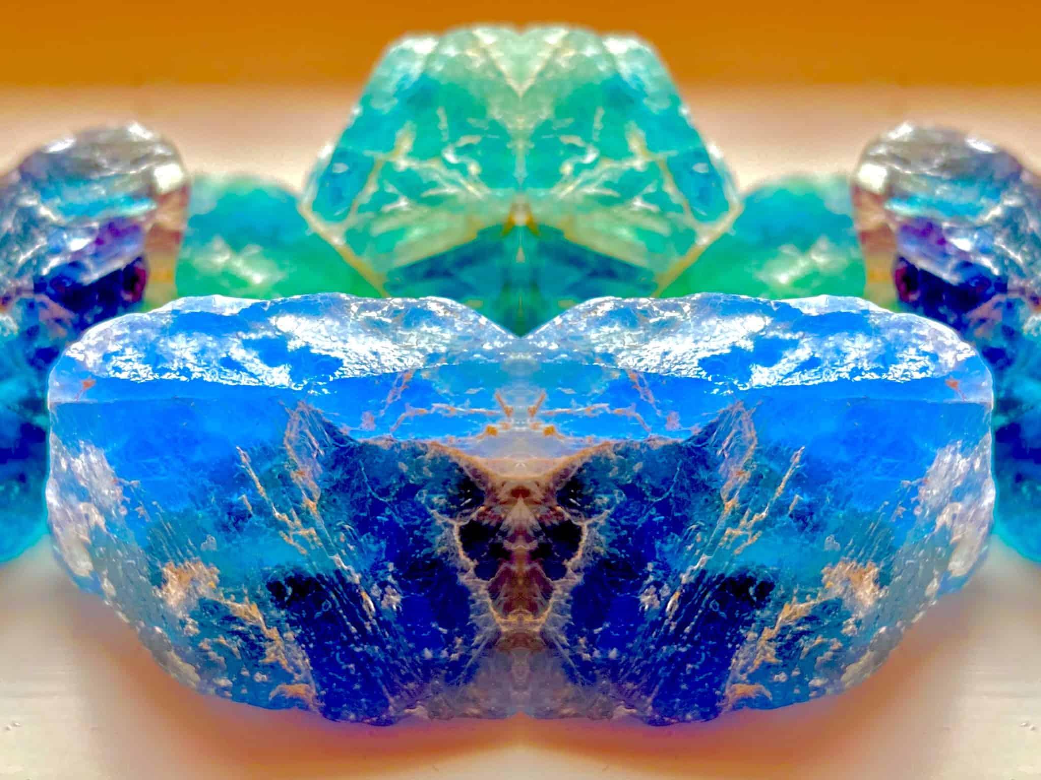 Atlantis blau 17