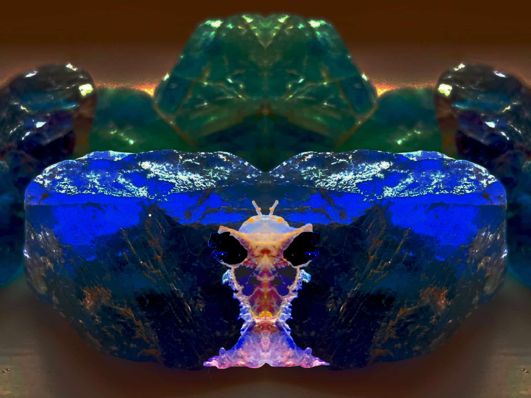 Atlantis blau 27