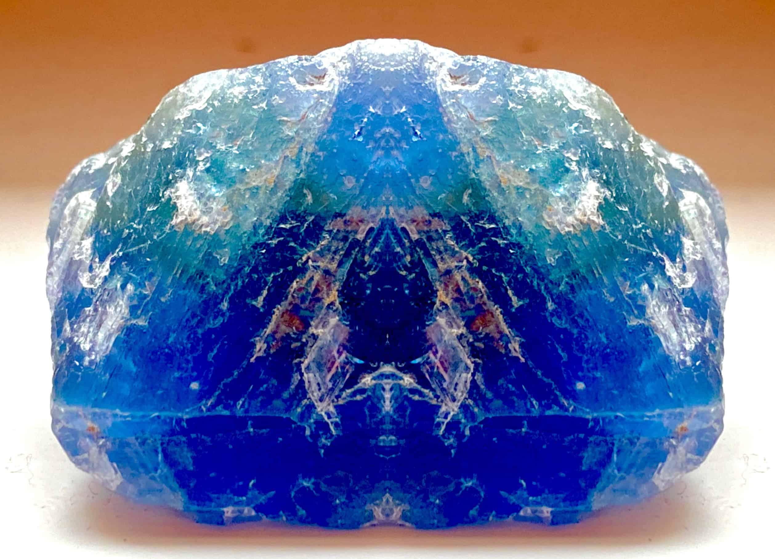 Atlantis blau 25