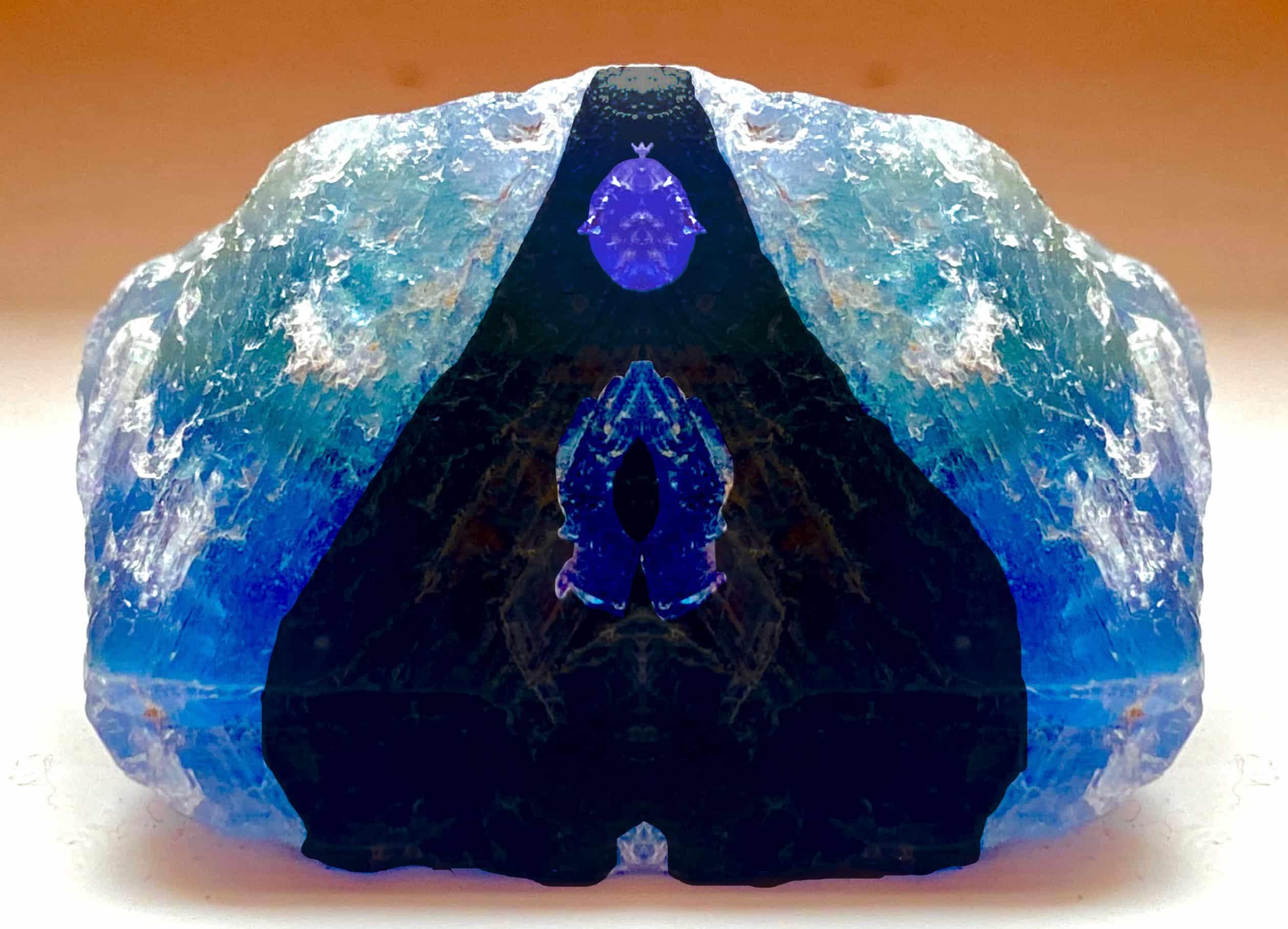 Atlantis blau 24
