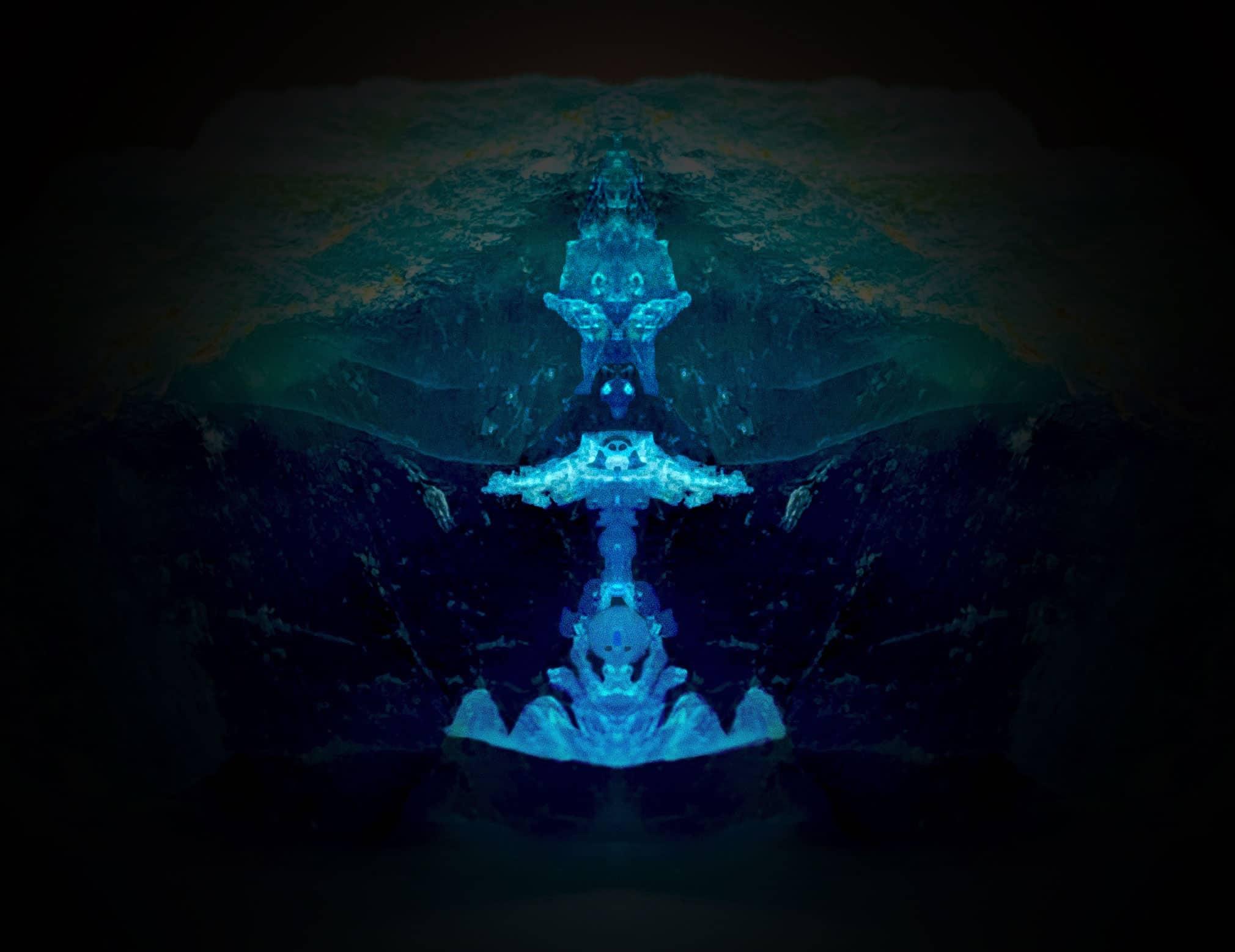 Atlantis blau 22