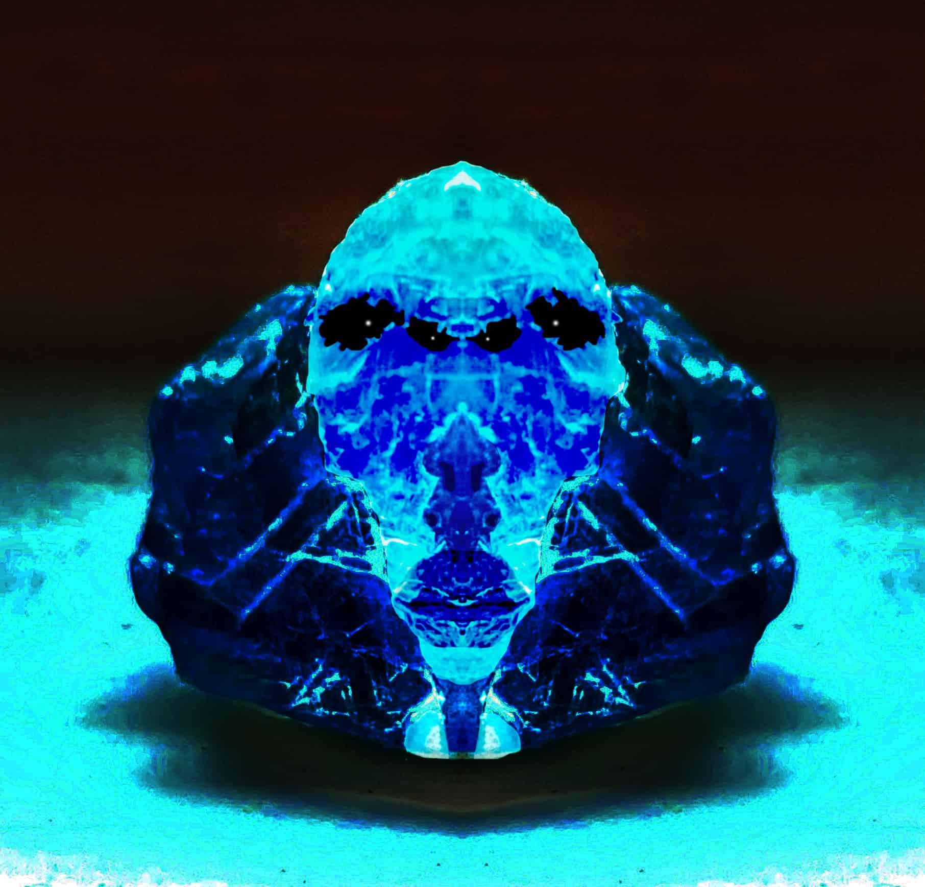 Atlantis blau 9